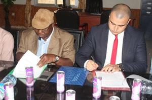 Accord de partariat avec l'Université Unic de Guinée