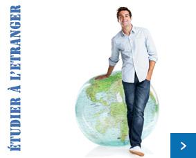 étudier à étranger