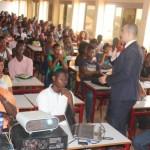 Grâce au partenariat avec l'Université UNIC, l'EMPSI est désormais implantée en Guinée